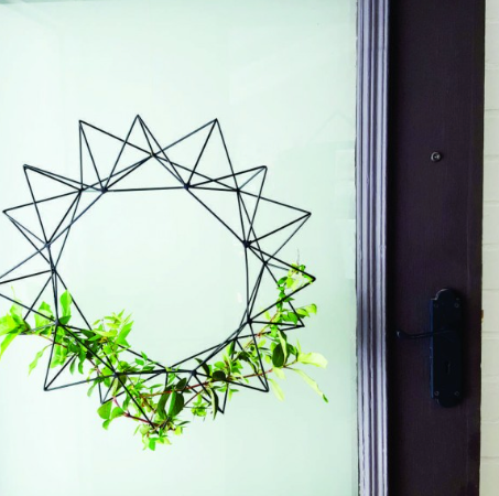 Geometric Wreath II