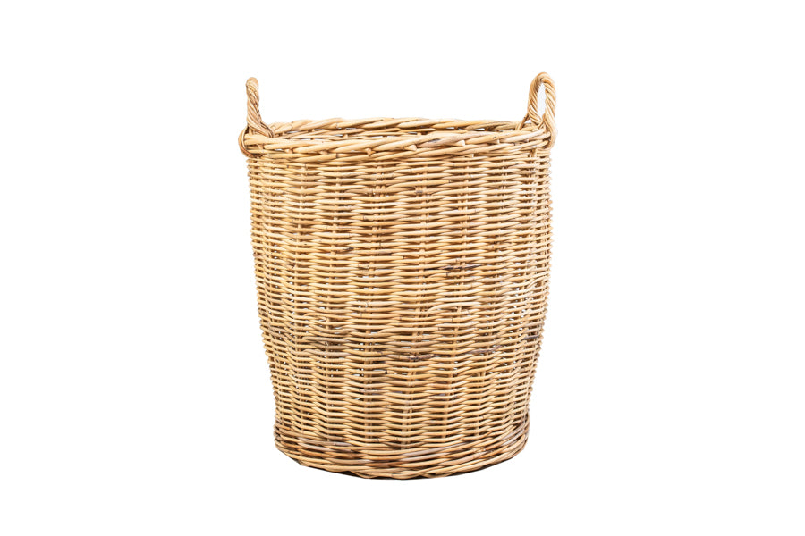 Wicker Basket Narrow - KNUS