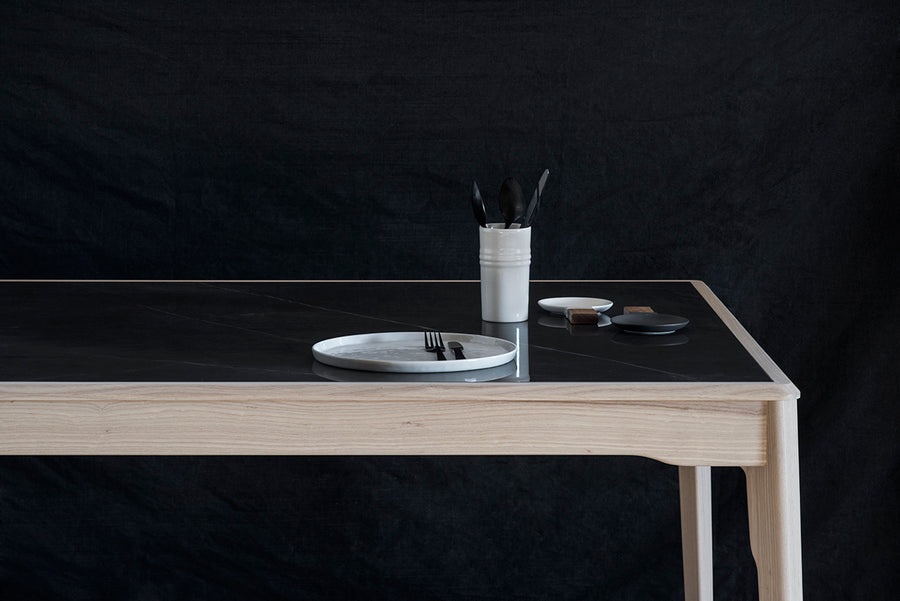Klip Dining Table - Stone Top