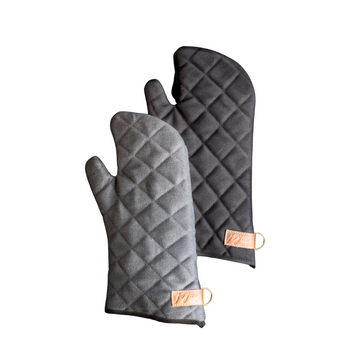 Hemp Canvas Oven Glove - KNUS