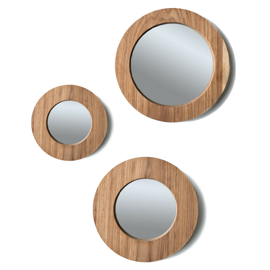 Mini Round Mirrors - KNUS