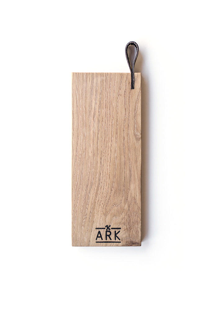 Oak Board with Leather Handle - KNUS