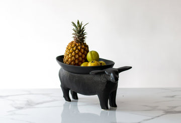 INYAMA FRUIT/ BRAAI MEAT BOWL LARGE - KNUS