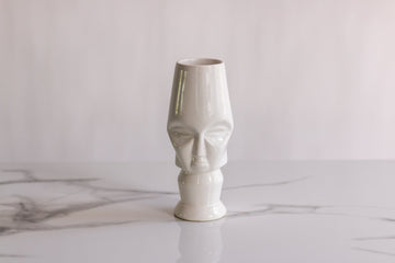 HUMANITY FACE VASE SMALL - KNUS