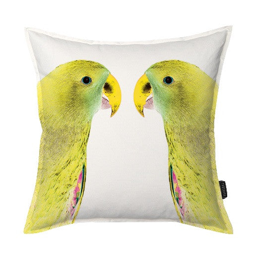 Birds of Paradise Scatter Cushion