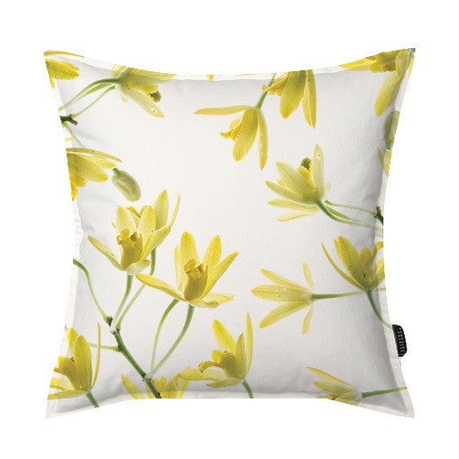 African Orchid Scatter Cushion