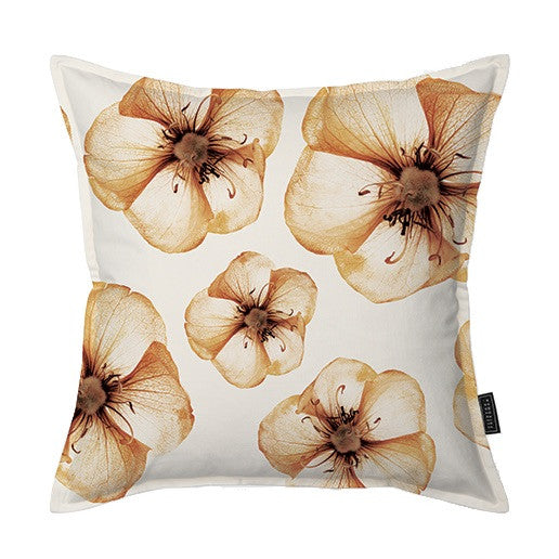 Copper Blooms Scatter Cushion