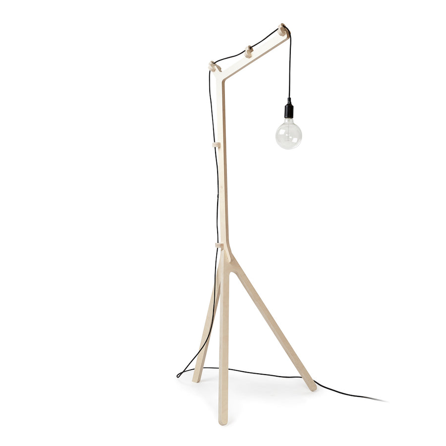 Birch Standing Lamp - KNUS