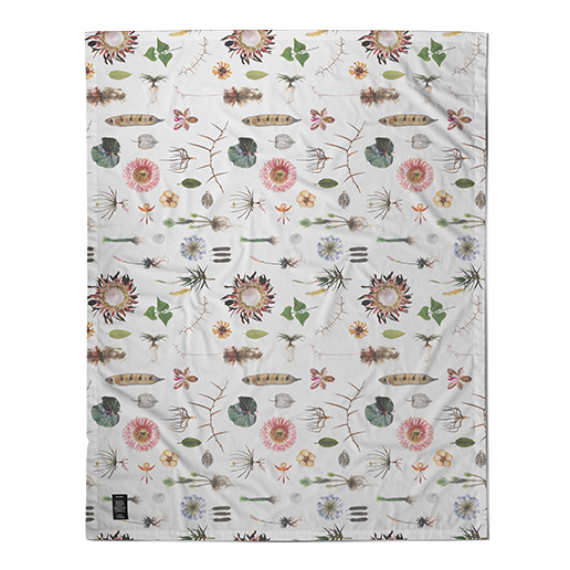 Natural Curiosities (black) Table Cloth