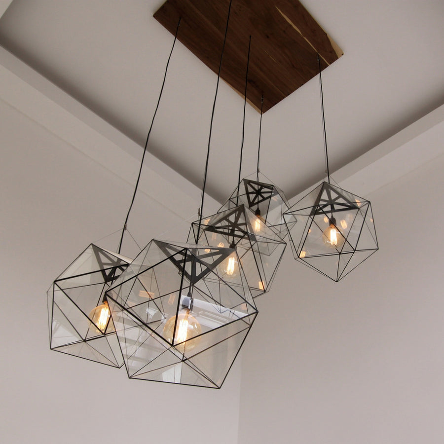 The Ridge Chandelier