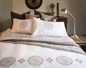 Tribal Duvet Cover Set - KNUS