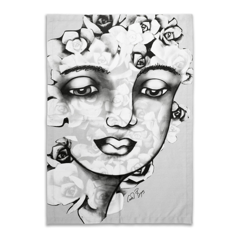 Face Tea Towel - KNUS