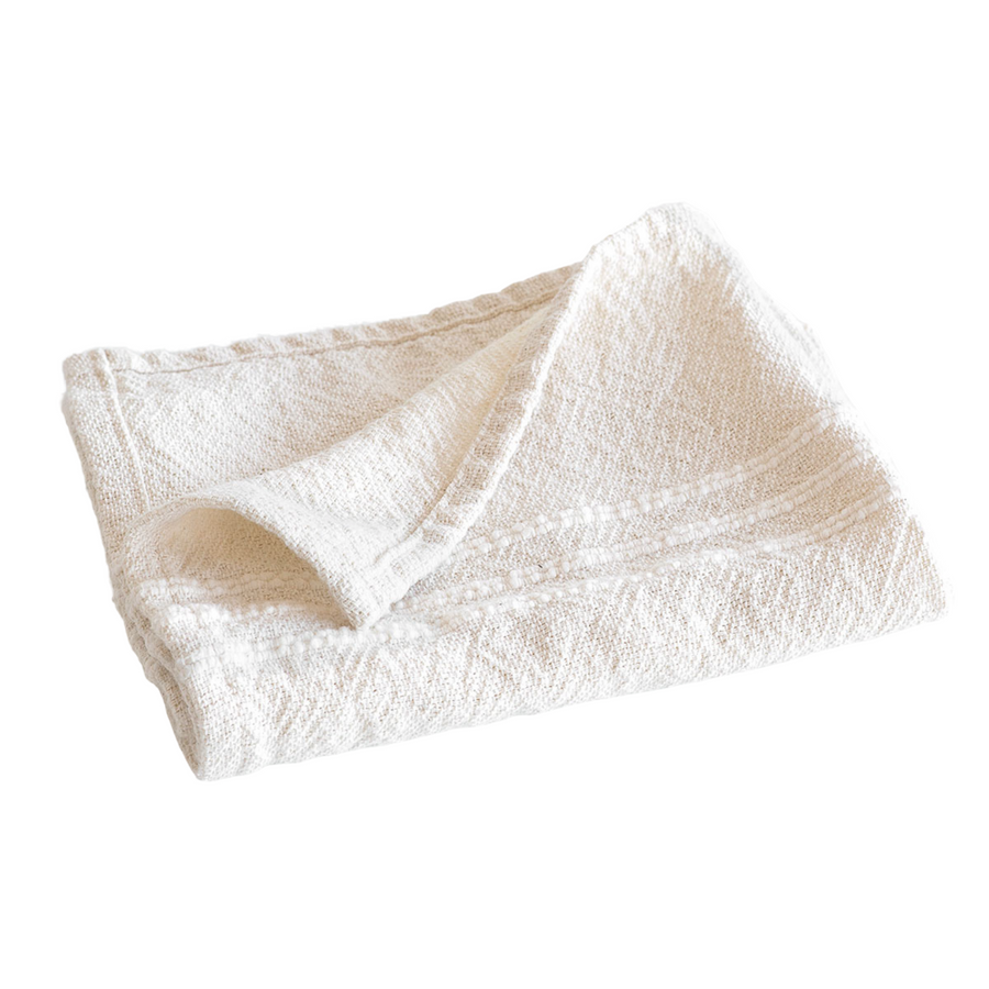 French Country Hand Towel Natural