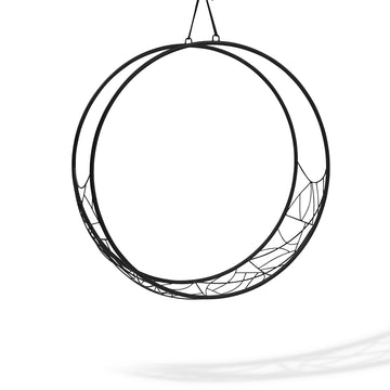 Wheel Hanging Swing Chair - KNUS