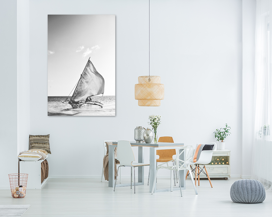 Wind in the Sails Art Print