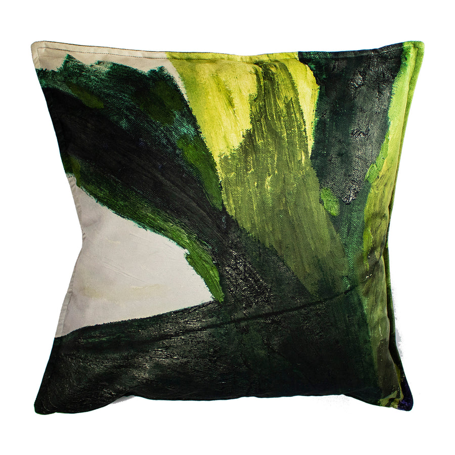 Forest Velvet Cushion - KNUS
