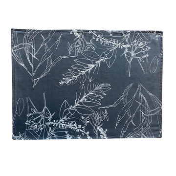 Grey Forage Reversible Placemats - KNUS