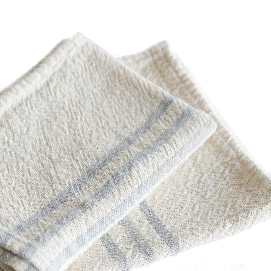 French Country Hand Towel Grey
