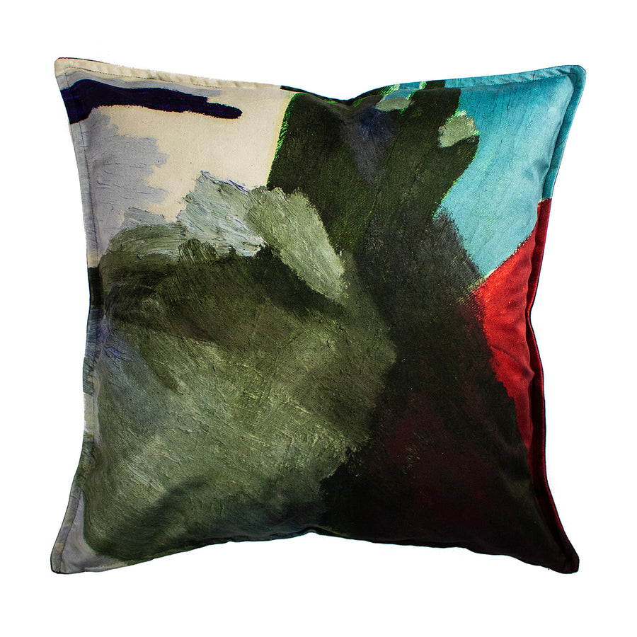 Lava Velvet Cushion - KNUS