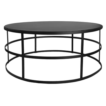 Ritter Coffee Table with Fixed Top