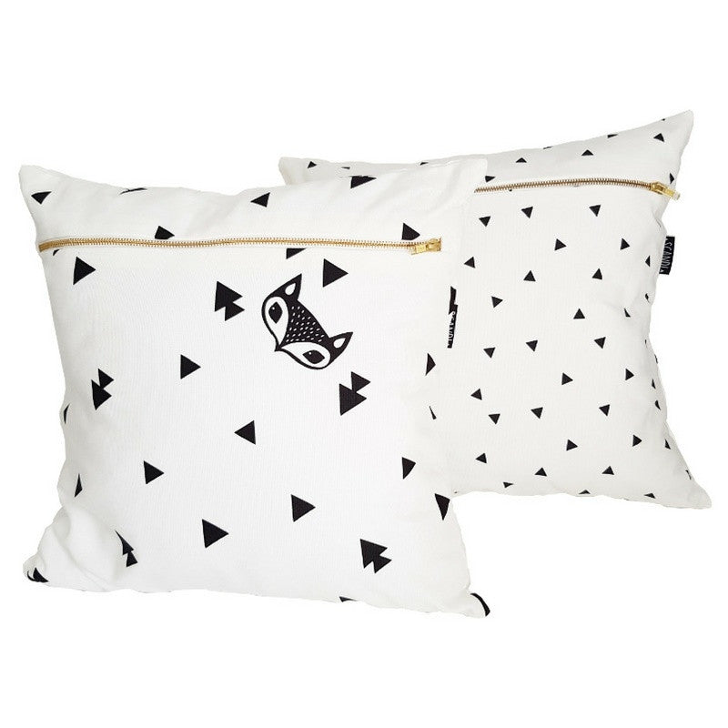 Triangle Scatter Cushion