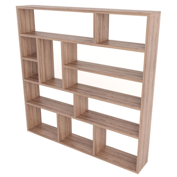 Contemporary Blackwood Shelf - KNUS