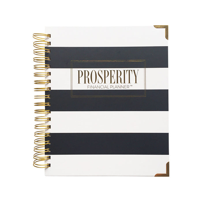 Prosperous Planner - Monthly & Weekly Version