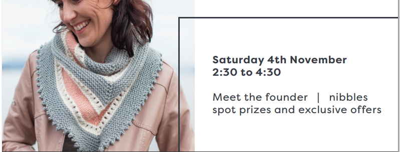 The Woven Sumptuous Launch - Meet the Founder!