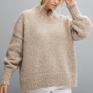 774 Dench Womens Boxy Sweater