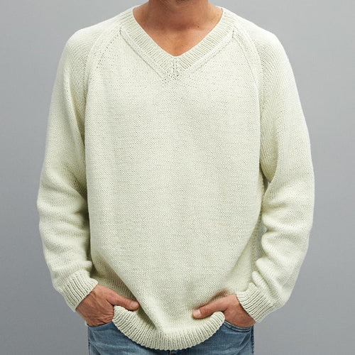 781 Hale Men's V-Neck Sweater