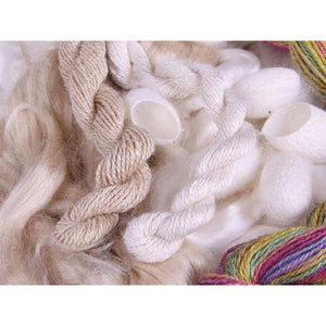 Ashford Alpaca Merino Blended Luxury Fibre 100g colour packs
