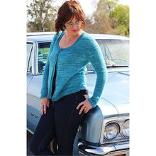 Load image into Gallery viewer, Epaulette Cardigan Pattern