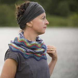 Happit by Kate Davies Betty Mouat Cowl