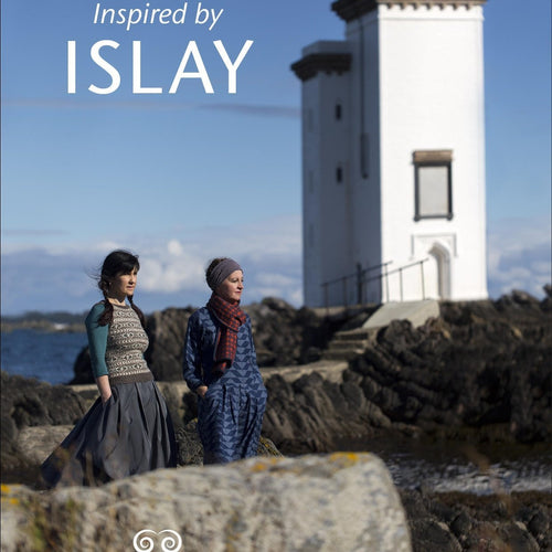 Inspired by Islay -  Book by Kate Davies