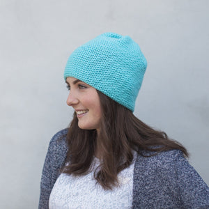 Kirtsy Girlfriend Beanie Pattern