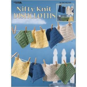 Nifty Knit Dishcloths pattern booklet