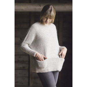 Ash Sweater Plain & Simple: 11 Knits To Wear Every Day by Pam Allen