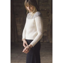 Aspen Sweater Plain & Simple: 11 Knits To Wear Every Day by Pam Allen