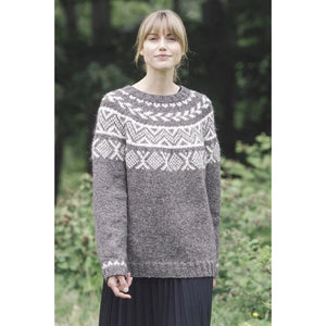 Birch Sweater Plain & Simple: 11 Knits To Wear Every Day by Pam Allen