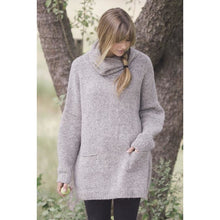 Larch Tunic Plain & Simple: 11 Knits To Wear Every Day by Pam Allen