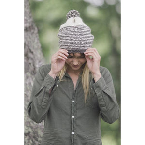 Shadbush Hat Plain & Simple: 11 Knits To Wear Every Day by Pam Allen