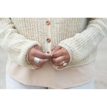 Load image into Gallery viewer, Plover Cardigan Pattern