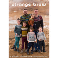 Strange Brew - A colourwork knitting adventure