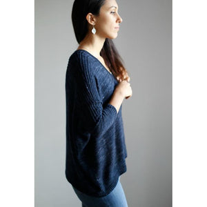 V-Neck Boxy Pattern by Joji Locatelli