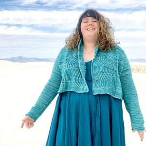 Water Bearer Cardigan Pattern