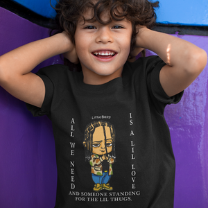 🔥Youth🔥 Little Bizzy - Lil Thugs Tee