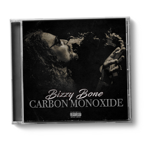 """Carbon Monoxide"" Physical CD"