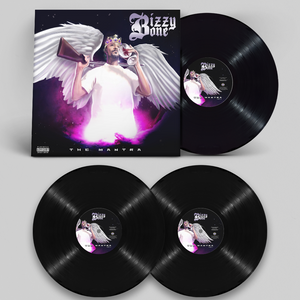 "PreOrder - ""The Mantra"" Vinyl 2XLP"