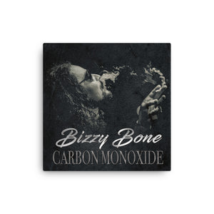 """Carbon Monoxide"" Album Canvas Wall Art"