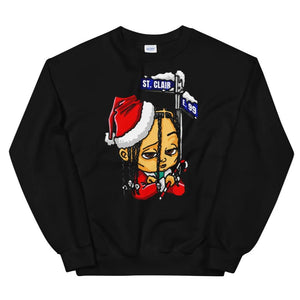 🎄 Little Bizzy - E99 Xmas Sweatshirt